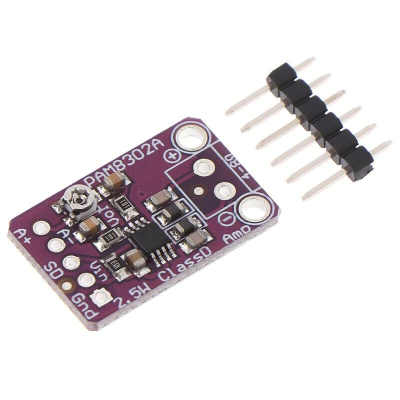 PAM8302 2.5W Class D Single Channel Audio Amplifier Board Amp ModuWR