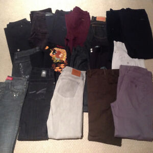 Women's Designer Jeans and Dress Pants