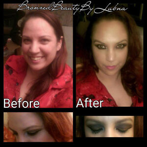 Certified mobile makeup and hair artist at affordable prices!! Cambridge Kitchener Area image 7