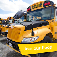 Now hiring SCHOOL BUS DRIVERS in Sarnia and surrounding areas