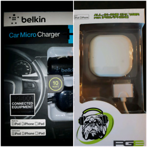 BNIB IPod/iPad Chargers *Delivery Available*