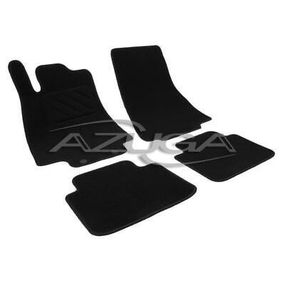 Velours Fußmatten für Mercedes B-Klasse W245 Bj 2005-2011 Automatten BASIC