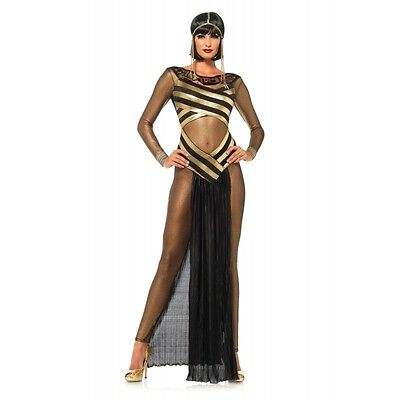 Leg Avenue Nile Queen Egyptian Goddess Isis Mythology Halloween Costume 85512 - Isis Costumes Halloween