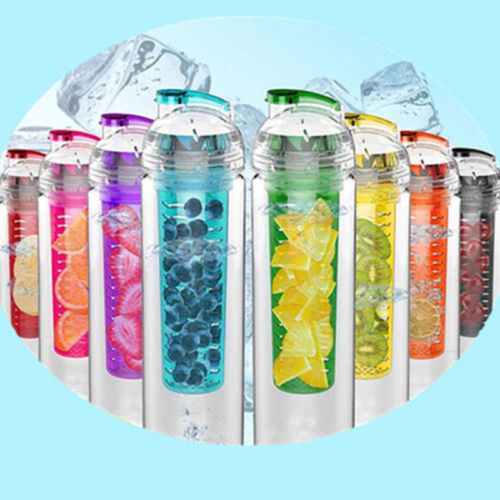 New Portable Fruit Infusing Infuser Water Lemon ...