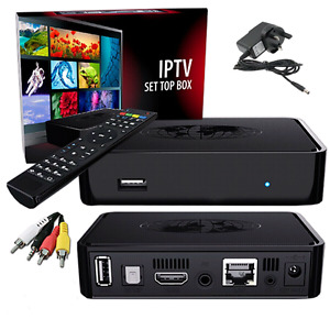 IPTV (NO MONTHLY FEE)
