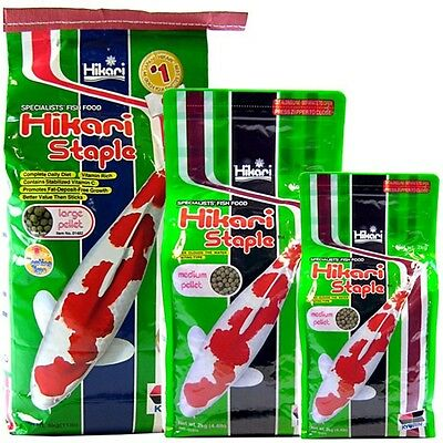 Hikari Staple Koi Food  Free Shipping