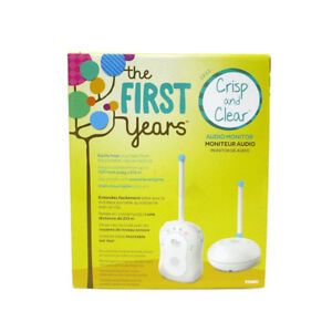 Tomy The First Years Crisp And Clear Audio Monitor - New