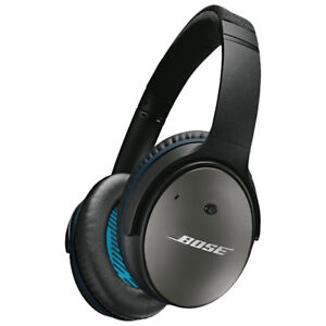 Bose QuietComfort 25 Over-Ear Noise Cancelling Headphones with M