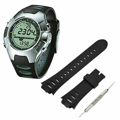 For SUUNTO OBSERVER SR X6HRM Silicone Replacement Watch Band Strap Bracelet