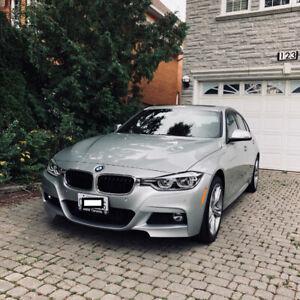 2018 BMW 330i x-Drive Lease Takeokver