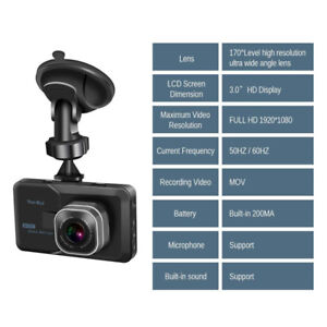 CAR VIDEO CAMERA FULL HD