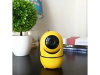 WiFi HD Mini IP Baby Monitor Camera Security Night Vision Dog Monitor Camera