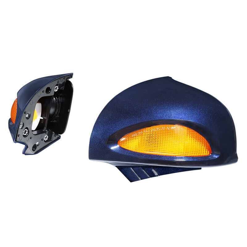 Left Right Rear View Mirrors With Turn Signal For Bmw R1100rt R1100 Rtp R1150 Rt