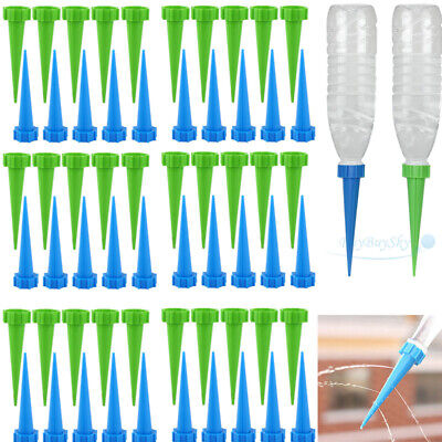 Automatic Plant Water - 72pcs Garden Plant Automatic Self Watering Spikes Stakes Valve Waterer Device