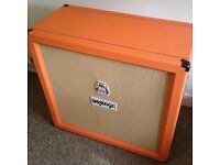 Orange PPC412-HP 400W 4x12 Guitar Speaker Cabinet & Cover