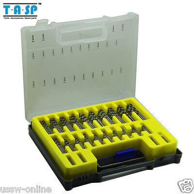 150x Hss Micro Pcb Twist Drill Bit Set Precision Tool Case Accessoris 0.43.2mm