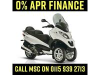 PIAGGIO MP3 BUSINESS 500 HPE ABS ASR 2019 WHITE - 0% FINANCE AVAILABLE