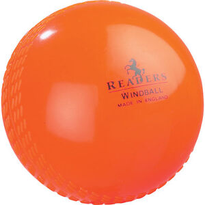 Readers Windball Cricket Balls - your choice - from £2.99 each