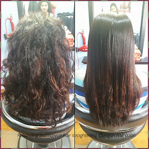 JAPANESE HAIR STRAIGHTENING KERATIN TREATMENT OLAPLEX TREATMENT Peterborough Peterborough Area image 6