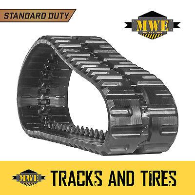 Fits Mustang Mtl20 - 18 Mwe Standard Duty C Pattern Ctl Rubber Track