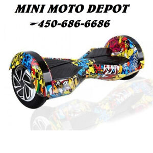 MINI MOTO DEPOT PROMOTION HOVERBOARD EBOARD 514-967-4749 SEGWAY