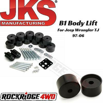 Zone Offroad J9120 Body Lift Kit for Jeep Wrangler TJ and Wrangler TJ Unlimited