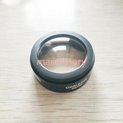 1pc Olympus Microscope 110al0.62x Auxiliary Lens For Sz51 Sz61 Sz30sz40sz60 Good