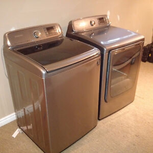 Perfect condition Samsung Washer and Dryer Matching Combo!