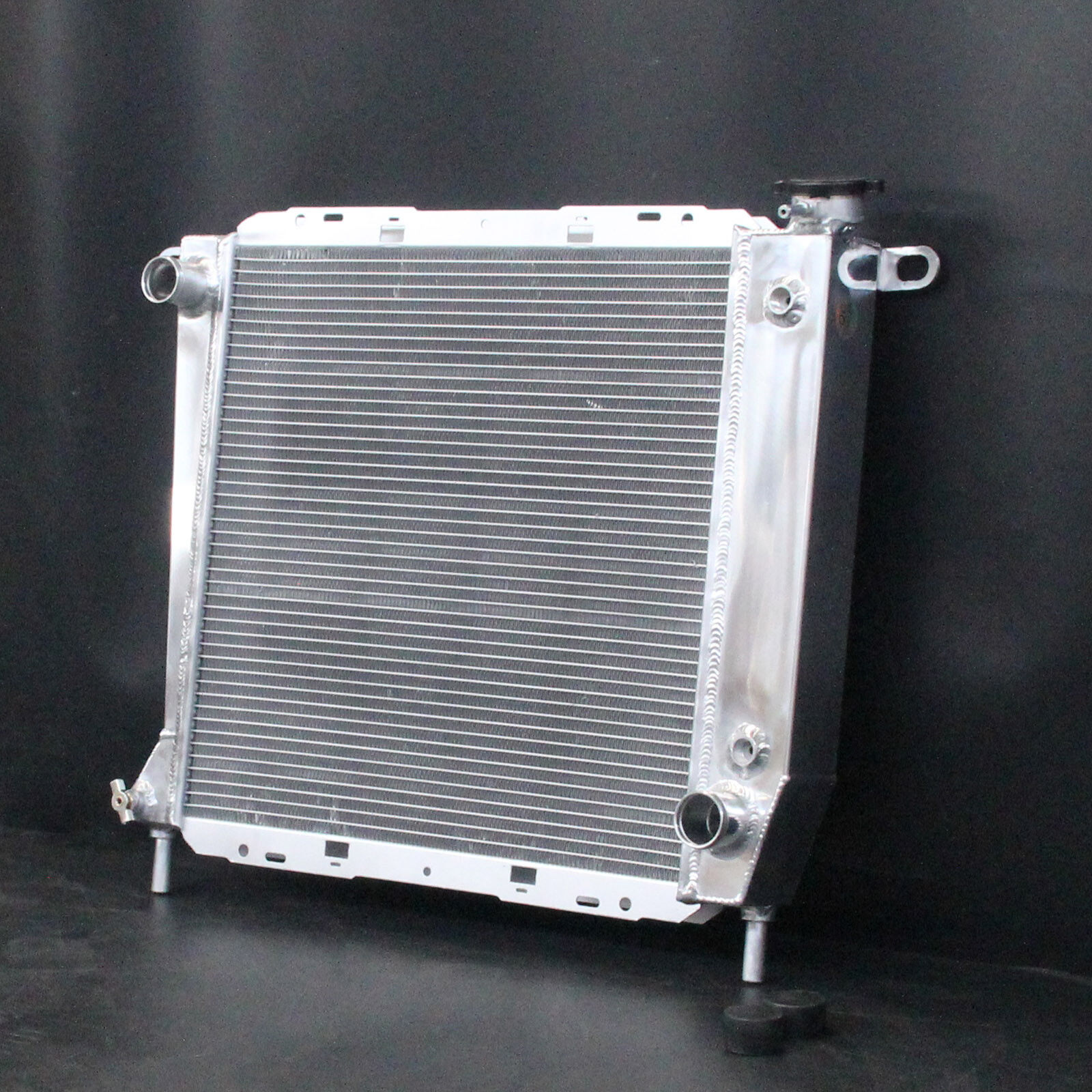 2 Row Core Aluminum Radiator For Ford Ranger 85 94 20l 23l Mazda 1998 B2500 Thermostat Location 3 Of 11