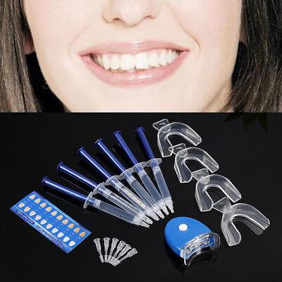 Profi Bleaching Set Zahnbleaching Zahn Aufhellung Zahnweiß Gel für weiße Zähne