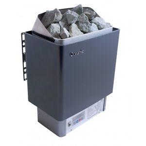 Oceanic 3Kw Sauna heater with Built in digital controls