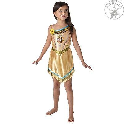 RUB 3620639 Pocahontas Fairytale Disney Prinzessin Kinder Kostüm Indianerin ()