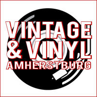 COME VISIT THE NEW RECORD STORE IN AMHERSTBURG @ 60 Murray St!