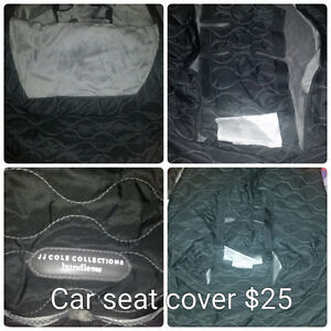 Infant Clothing and Car Seat Cover
