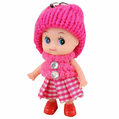 Kids Toys Soft Interactive Baby Dolls Toy Mini