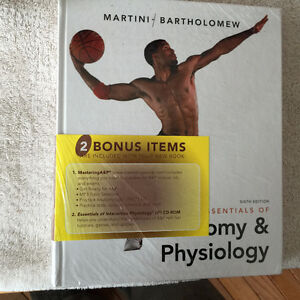 Essentials of Anatomy and Physiology- Martini/Bartholomew,6th e