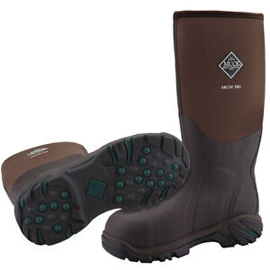 Muck Boot Men's Artic Pro Mid Steel Toe Extreme-Conditions Work