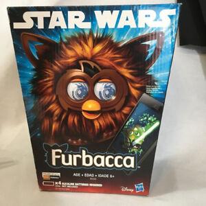 New New in box Star Wars Furbacca Furby Furblings