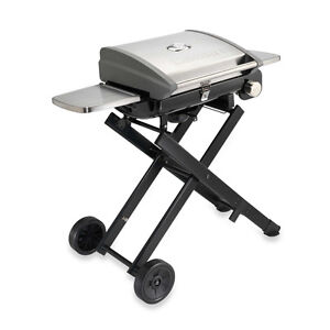 Cuisinart Portable Propane Grill with Built-in Cart - PRICE DROP