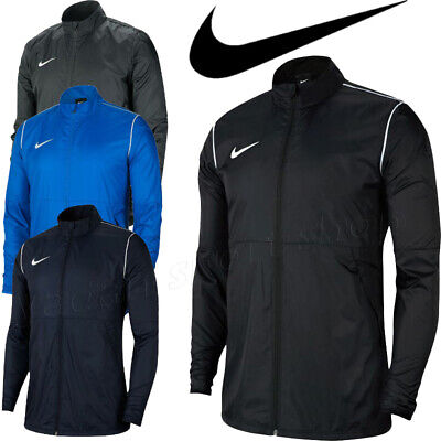 Nike Park 20 Repel Rain Jacket Men Coat Waterproof Windproof Wink Breaker