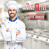Cook Wanted!!