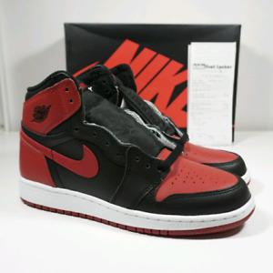 Ds Jordan 1 Banned size: 6