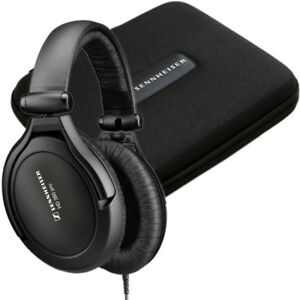 SENNHEISER HD380 PRO STUDIO HEADPHONES + CASE