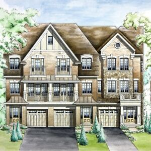 FREEHOLD TOWNHOMES FOR SALE IN BRAMPTON BY HEART LAKE VILLAGE