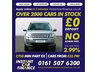 Land Rover Freelander 2 2.2Td4(150bhp)4X4 2014MY XS FROM £62 PER WEEK