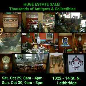 HUGE estate sale Lethbridge Alberta Oct 29,30 Regina Regina Area image 2