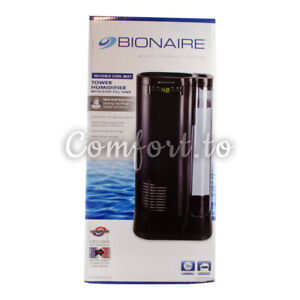 NO TAX SALE-humidifier-bionaire -IN BOX WITH WARRANTY -$39.99