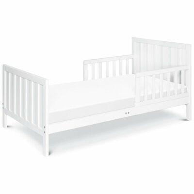 Da Vinci Toddler Beds - Carter's By DaVinci Benji Toddler Bed in White