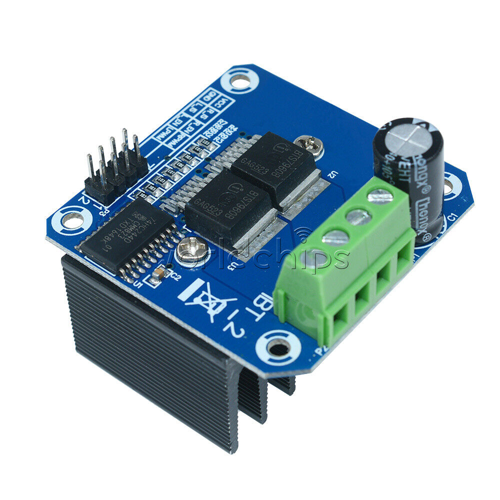 Pulse Width Modulation (PWM) Motor controller with ...