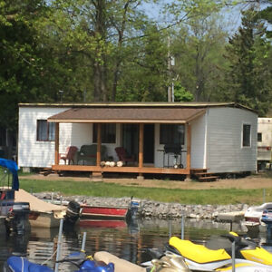 2 or 3 Bedroom Cottage for Rent on Sturgeon Lake